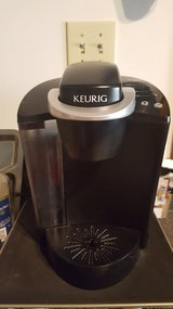 Keurig  kcup coffee maker in Clarksville, Tennessee