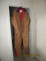 Coveralls with hood and liner in Fort Campbell, Kentucky