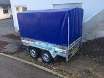 Covered Trailer in Ramstein, Germany