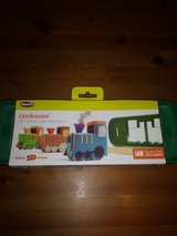 3D Train cookie cutter in Spring, Texas