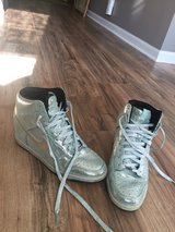ladies Nike 8.5 Disco Ball worn twice in Orland Park, Illinois
