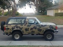 '89 Ford Bronco xl in Camp Pendleton, California