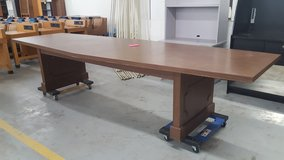 12' CONFERENCE TABLE in Camp Lejeune, North Carolina