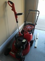 snapper lawn mower+trimmer in Clarksville, Tennessee