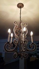 Chandelier in St. Charles, Illinois