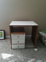 table with 3 drawer in Fort Campbell, Kentucky