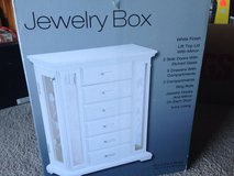Jewelry box new in Plainfield, Illinois