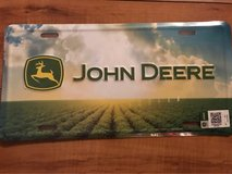 John Deere License Plate Brand New in Elizabethtown, Kentucky