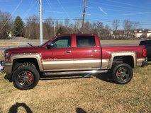 2014 CHEVROLET SILVERADO TUSCANY BADLANDS EDITION 4X4 in Clarksville, Tennessee