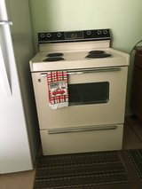Stove in Tyndall AFB, Florida
