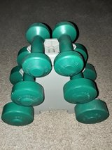 Like New !! DUMBBELLS ( Used just a couple times ) in Camp Pendleton, California