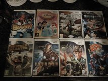 Childrens Wii games £25 lot in Lakenheath, UK