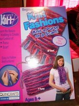 2 girls knit fashion in Fort Campbell, Kentucky