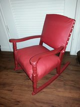 Vintage Young Child's Rocking Chair in Baytown, Texas