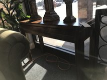 Sofa/console table in Bartlett, Illinois