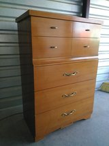 Height top dresser solid wood in Fort Bliss, Texas