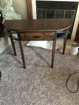 Desk or entry way table in Naperville, Illinois