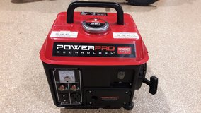 Almost new generator - only has 5 minutes of run time! in Batavia, Illinois