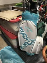 Ladies complete set of clubs with new Callaway bag in Sugar Land, Texas
