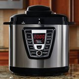 NEW IOB Power Cooker 8 qt Pressure Cooker Roast Dinner Kitchen Appliances Gift in Kingwood, Texas