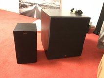 """5.1 Yamaha Surround Sound System """"Duel Voltage"""" in Ramstein, Germany"""