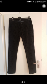 Pants with skulls in Ramstein, Germany