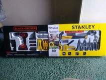 80pcs Black + Decker-Stanley tools in Fort Campbell, Kentucky