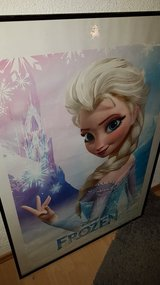 FROZEN/ELSA PICTURE WITHOUT FRAME! in Ramstein, Germany
