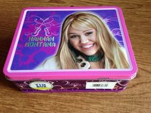 Hannah Montana Metal Lunch Box in St. Charles, Illinois