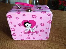 Betty Boop Metal Lunch Box in St. Charles, Illinois