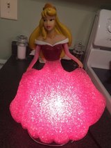 Princess Aurora Night Light in Fort Campbell, Kentucky