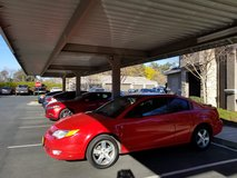 2006 Saturn ion (red) (coupe) in Travis AFB, California