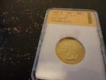 2004 p TX statehood quarter interested text 931 218 8243 in Fort Campbell, Kentucky