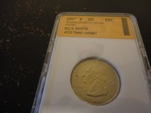 2007 p ID statehood quarter interested text 931 218 8243 in Fort Campbell, Kentucky