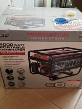4000 watt portable generator in 29 Palms, California