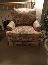 Floral Club Chair in Batavia, Illinois