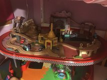Radiator springs table in Batavia, Illinois