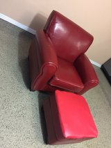 Leather / Vinyl chair in Kingwood, Texas