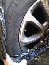 Brand new jeep grand Cherokee rims and tires in Yucca Valley, California