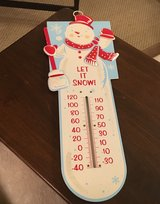 Thermometer in Joliet, Illinois