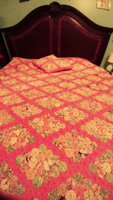 Yo yo bedspread certificate of authenticity and Appraisal in Clarksville, Tennessee