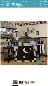 20-piece nursery set in Pearl Harbor, Hawaii