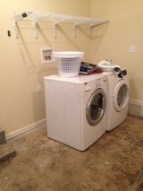 Front loader washer and dryer in Clarksville, Tennessee