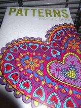 PATTERNS COLORING BOOK in Cherry Point, North Carolina