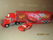 Mattel Disney Pixar CARS Mack Superliner Fold Out Car Wash Playset H4662 in Batavia, Illinois