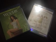 NEW and sealed Weeds Season 3&4 Blu-ray in Alamogordo, New Mexico