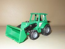 Mighty Wheels Die-Cast Metal Blue Ridge Farm Tractor With Moving Parts Green in Batavia, Illinois