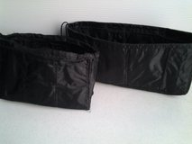 Large/Small Black Purse Organizers in Eglin AFB, Florida