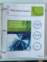 ERAU MGMT 221: Information Technology for Management: Digital Strategies for Insight, Action, an... in Baumholder, GE