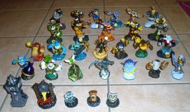 PS3     -30 Skylander SWAP FORCE figures and objects in Spangdahlem, Germany